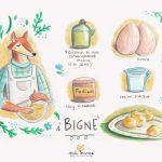 Bignè fatti in casa: impasto base della pasta choux