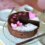 Chiffon cake al cacao e peperoncino SENZA BURRO