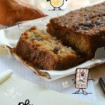 Plumcake soffice cioccolato e pere | SENZA BURRO