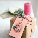 Confezionare i regali di Natale con erbe aromatiche + etichette personalizzate (Free printable)